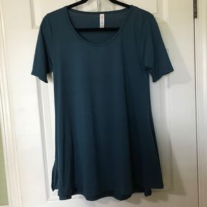 LuLaRoe Perfect T, Size XXS, Made in USA